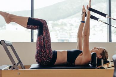 写真:AZ Style Pilates